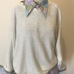 Vintage light weight sweater.